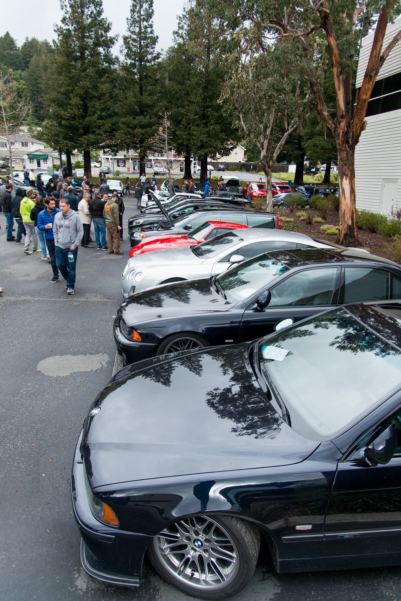 Canepa Cars and Coffee April 20