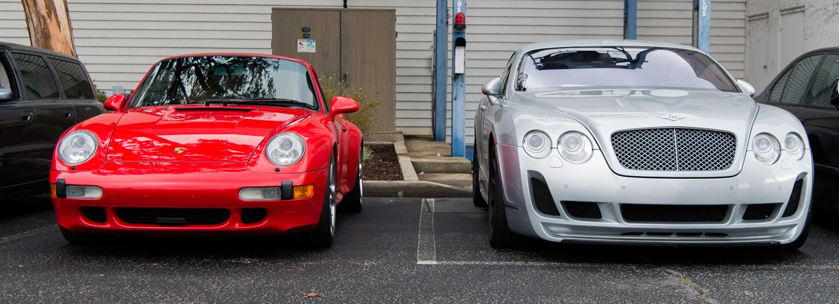Canepa Cars and Coffee April 21