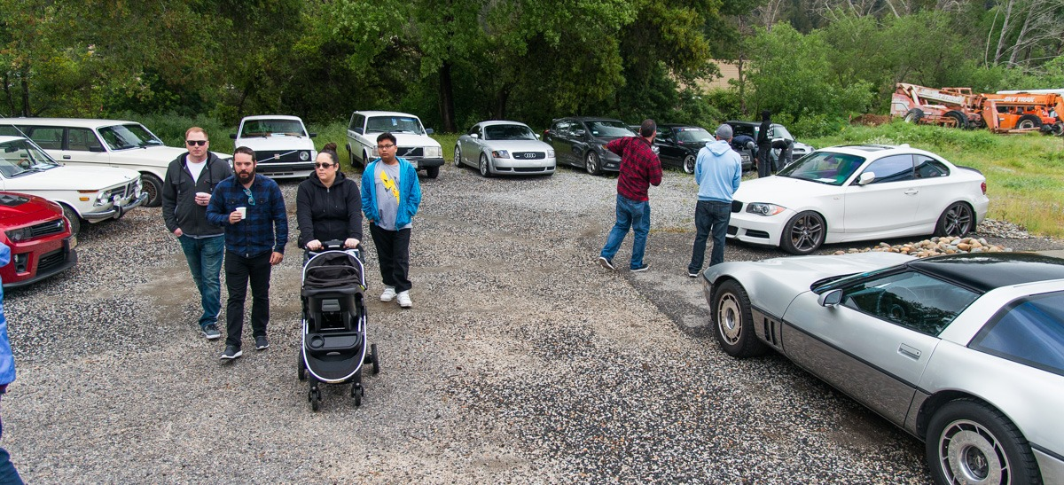 Canepa Cars and Coffee April 23