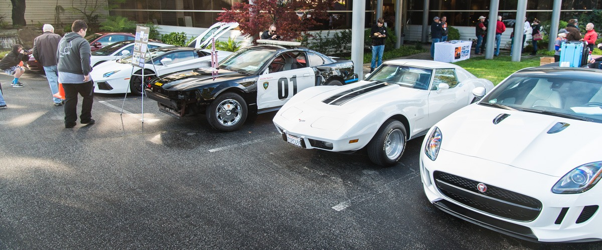 Canepa Cars and Coffee April 25
