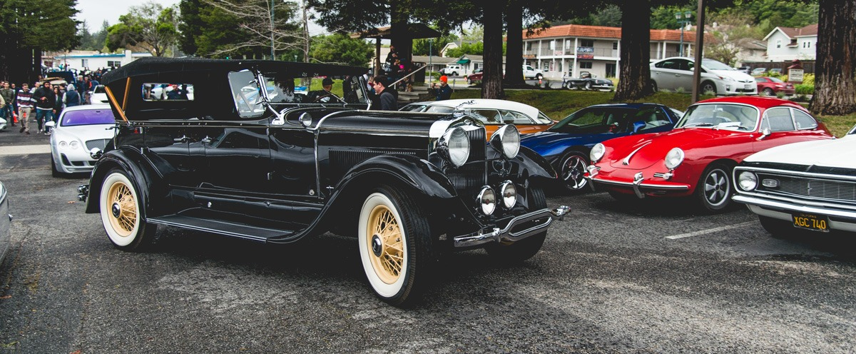 Canepa Cars and Coffee April 28