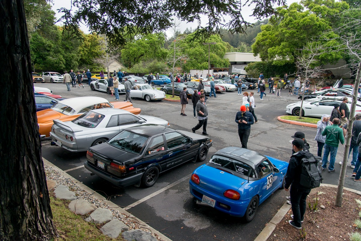 Canepa Cars and Coffee April 29