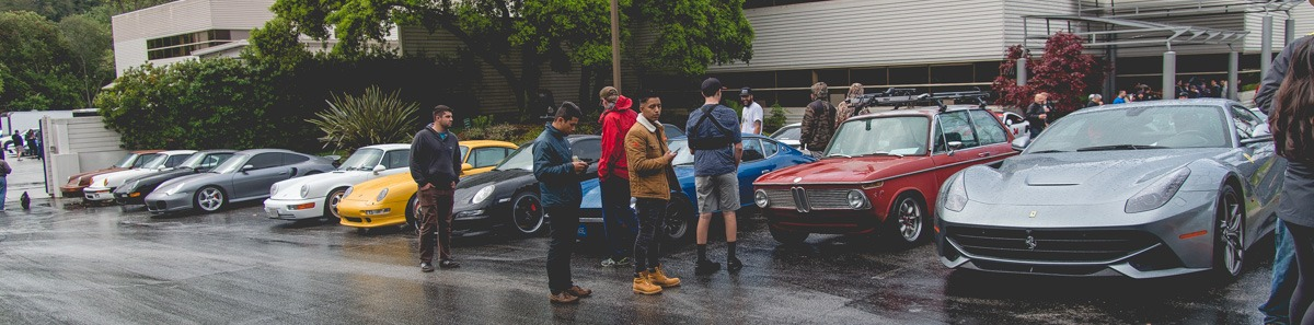 Canepa Cars and Coffee April 31