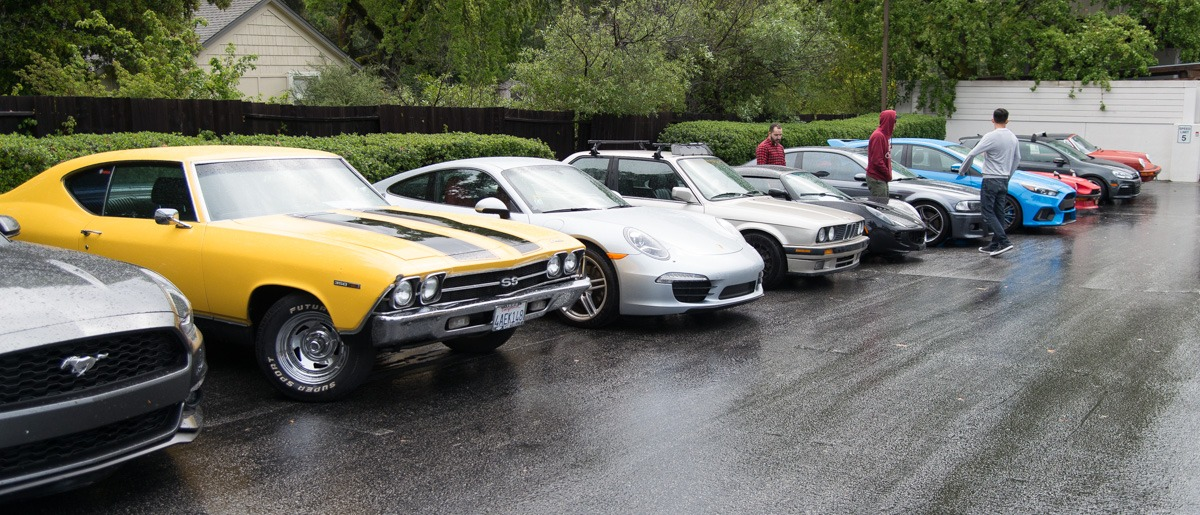 Canepa Cars and Coffee April 37
