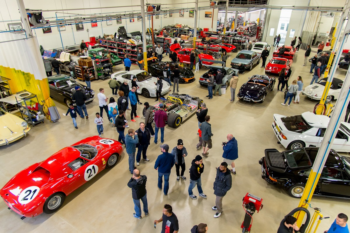 Canepa Cars and Coffee April 44