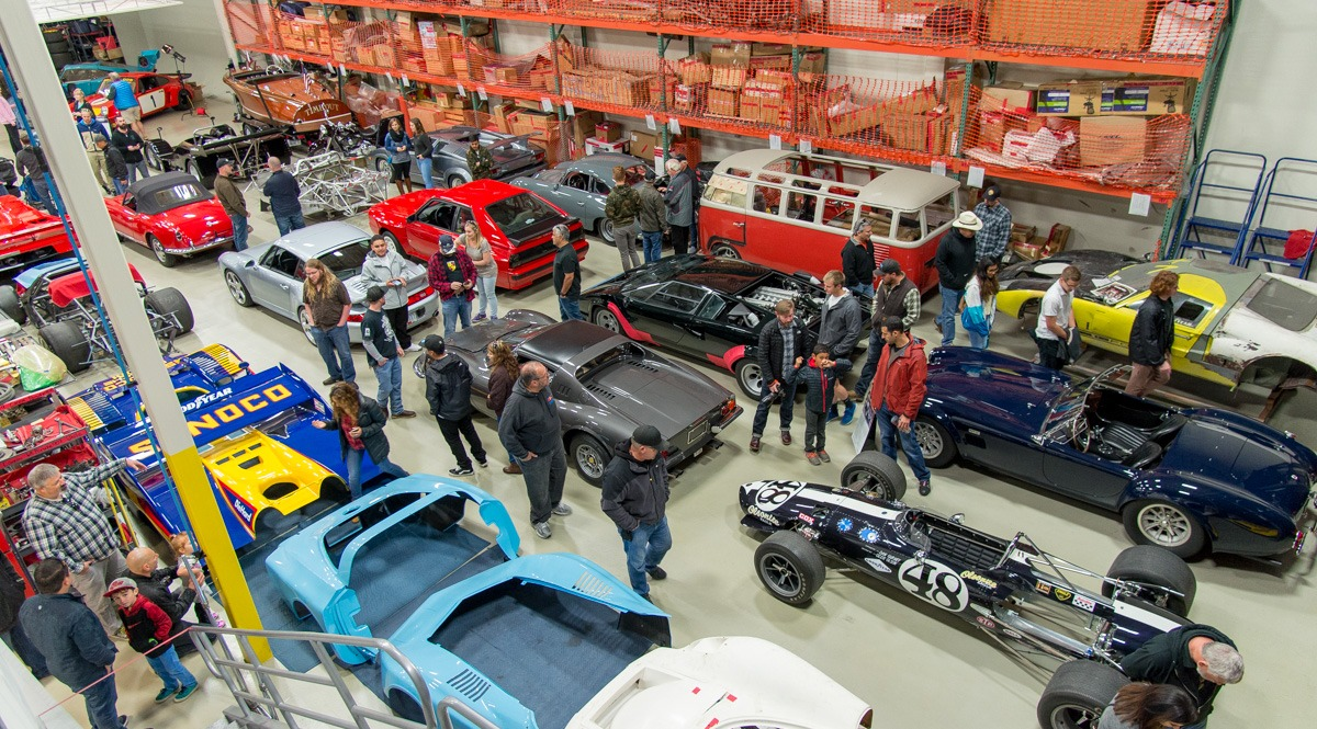 Canepa Cars and Coffee April 56