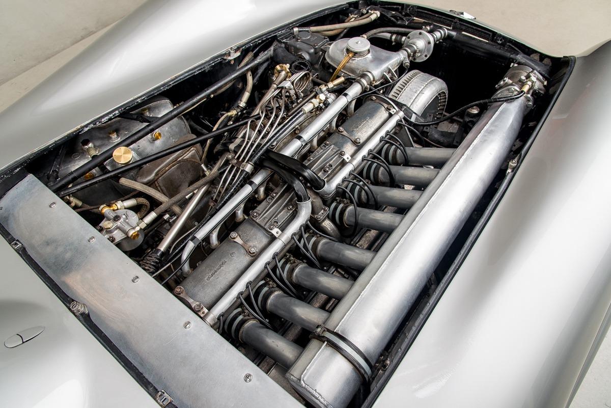 54 Mercedes W196 14