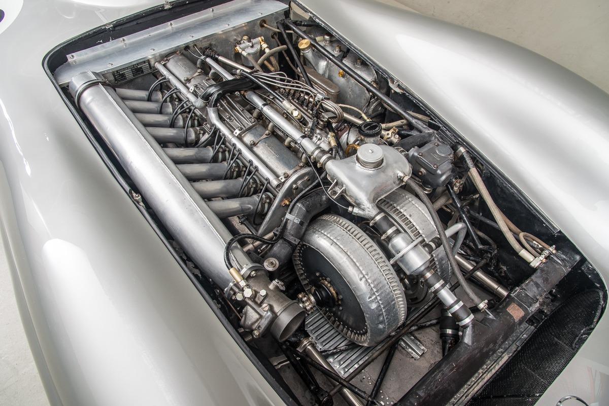 54 Mercedes W196 16
