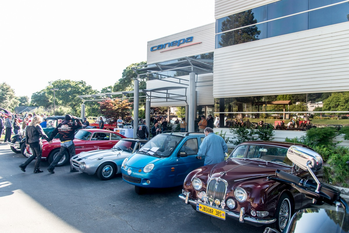 Canepa Cars and Coffee May 13th 2017 44