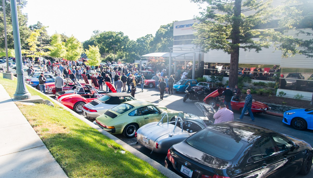 Canepa Cars and Coffee May 13th 2017 60