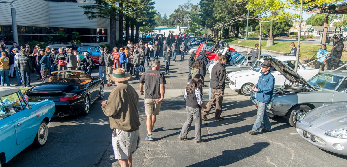 Canepa Cars and Coffee May 13th 2017 62
