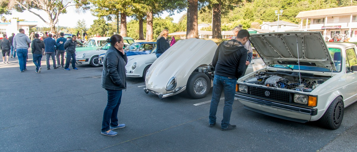 Canepa Cars and Coffee May 13th 2017 66