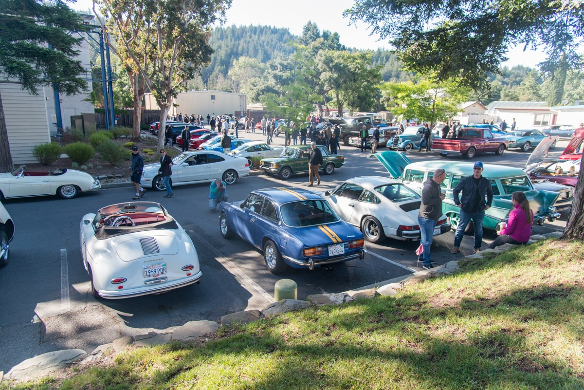 Canepa Cars and Coffee May 13th 2017 67