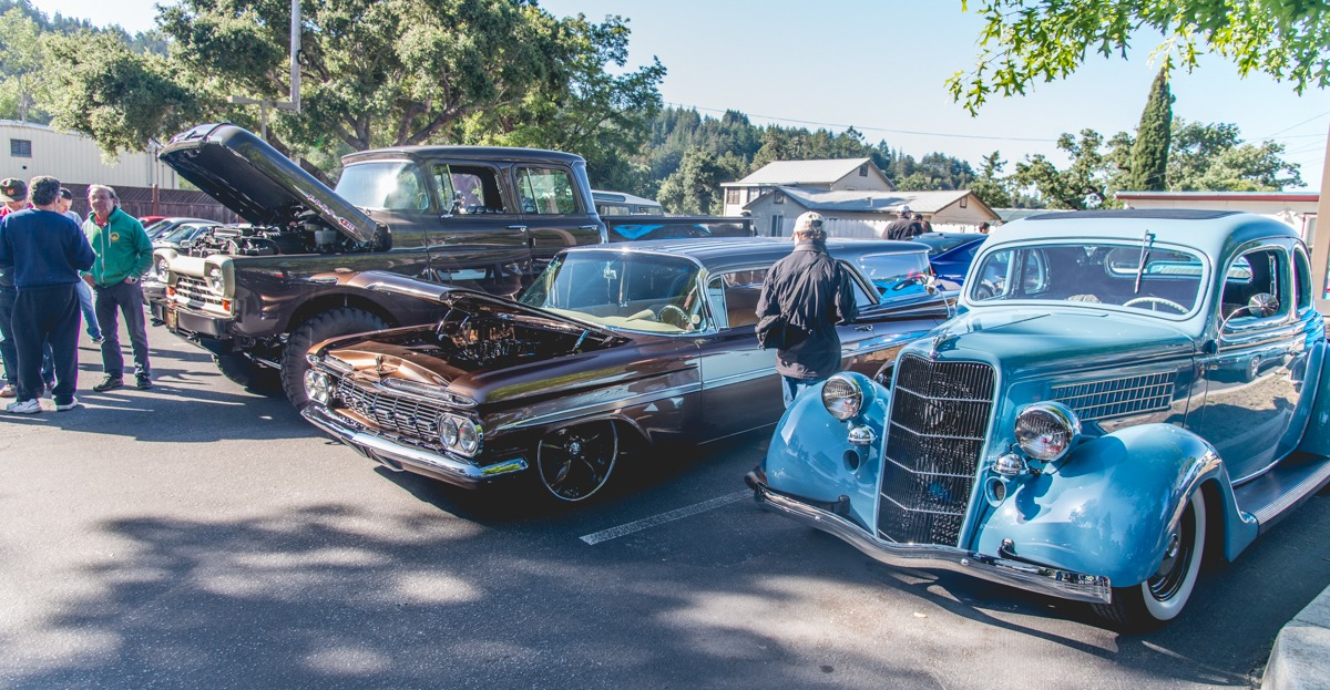 Canepa Cars and Coffee May 13th 2017 69