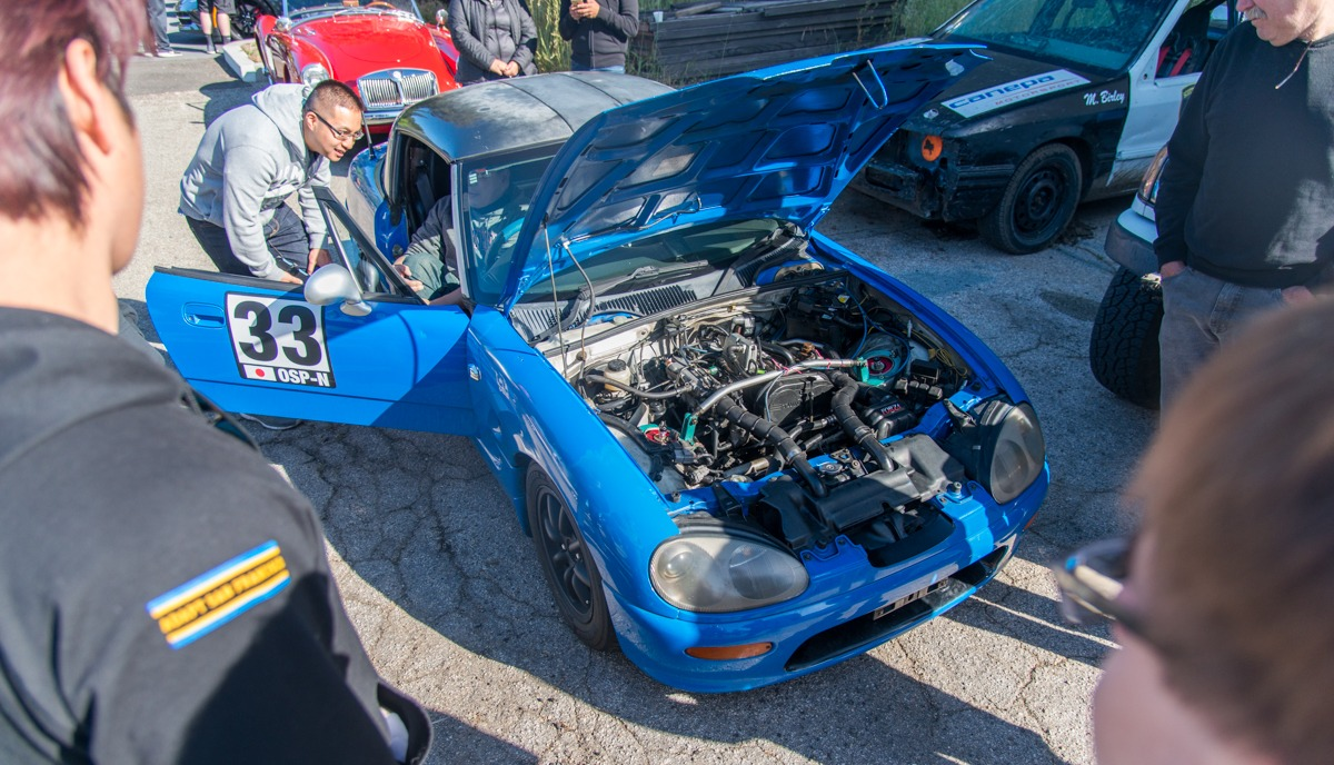 Canepa Cars and Coffee May 13th 2017 78