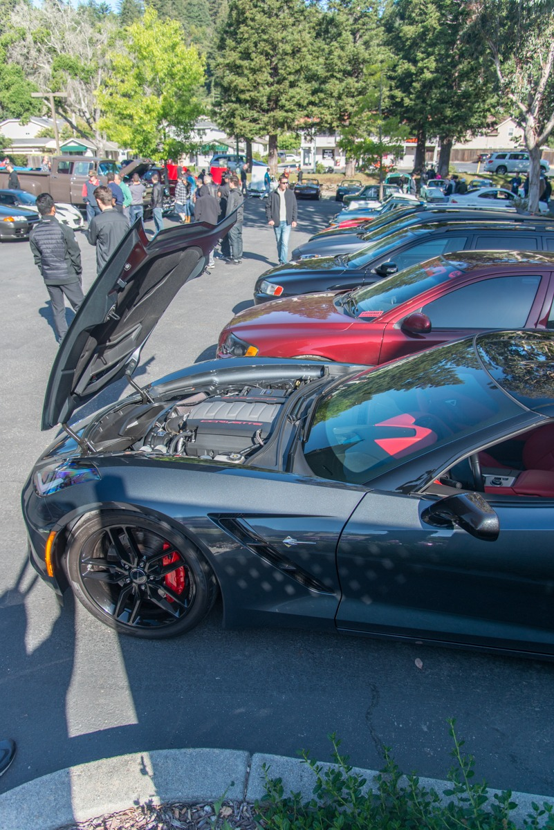 Canepa Cars and Coffee May 13th 2017 79