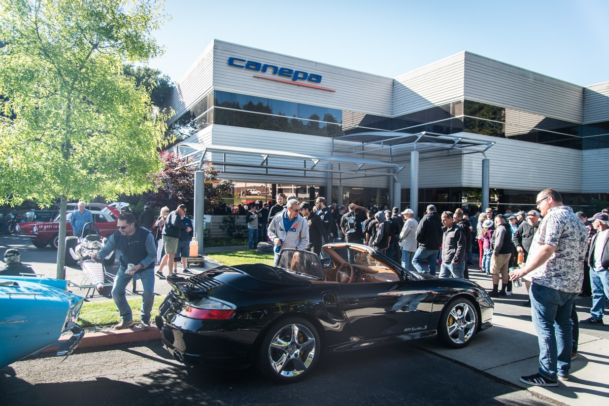 Canepa Cars and Coffee May 13th 2017 84