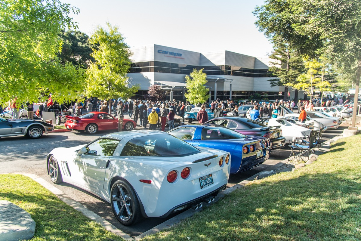 Canepa Cars and Coffee May 13th 2017 85