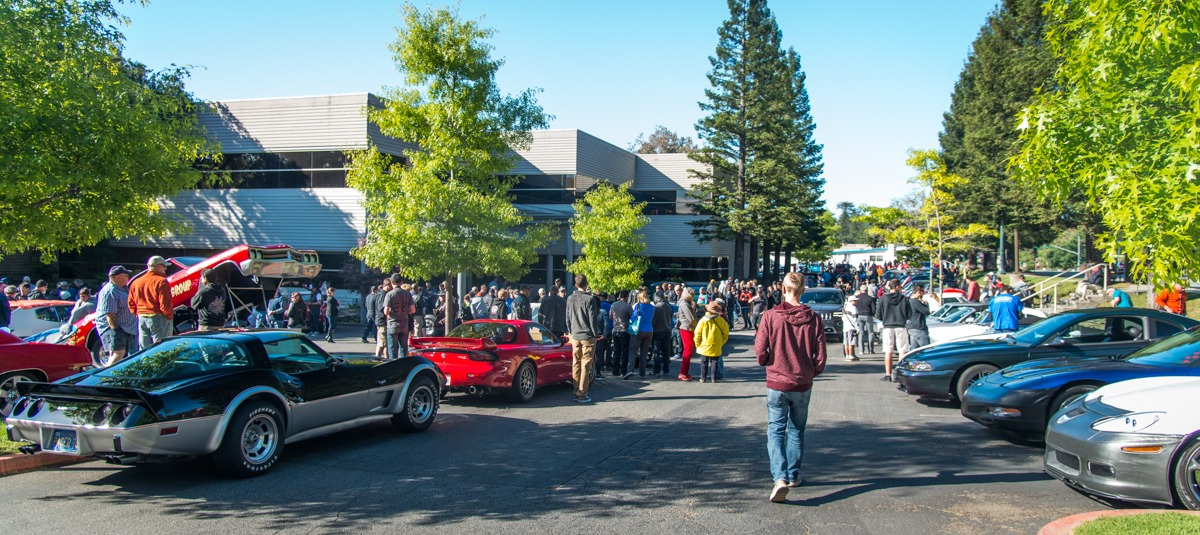 Canepa Cars and Coffee May 13th 2017 86