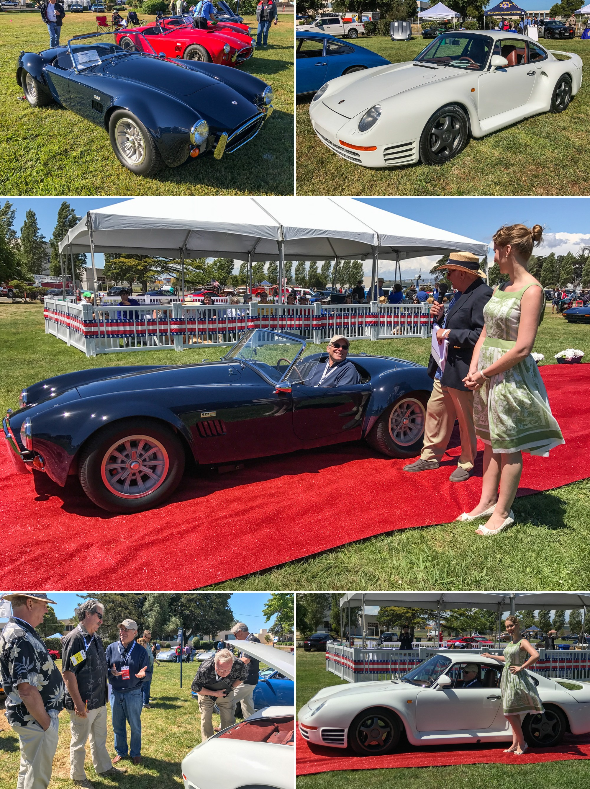 Alameda Concours Pictures