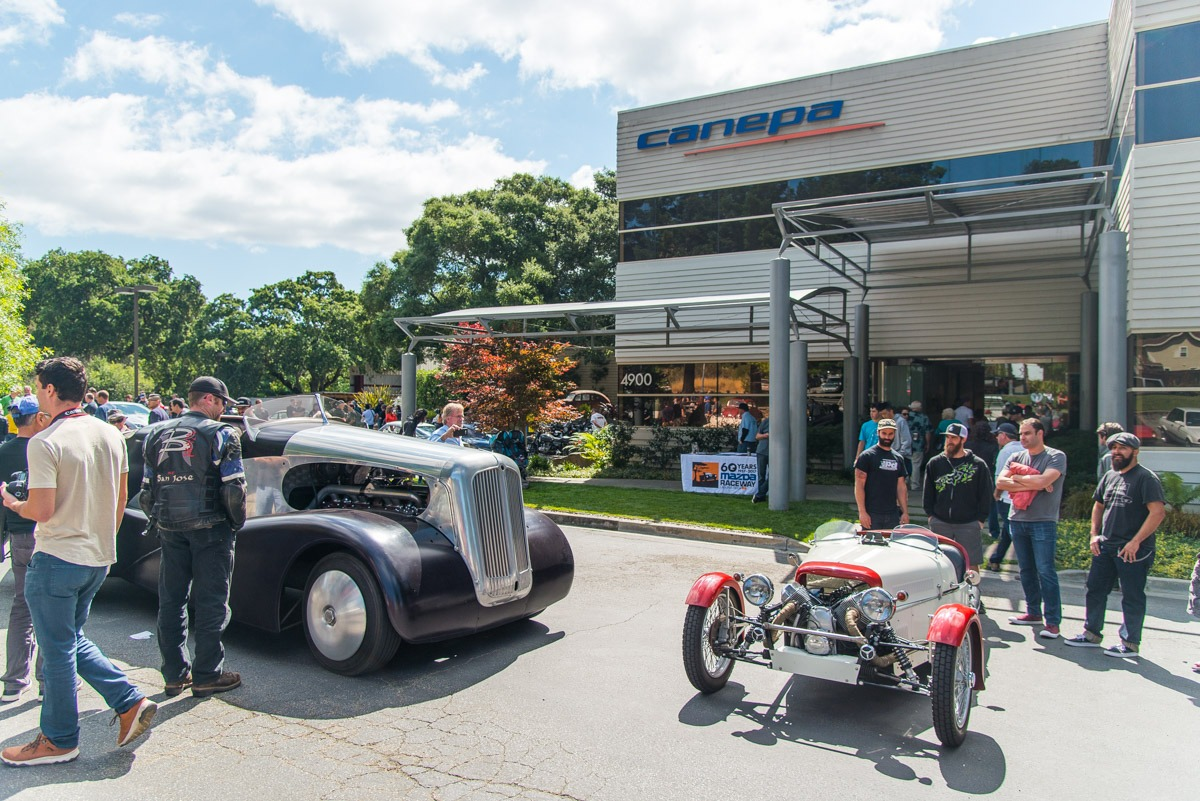 Canepa Cars and Coffee 01