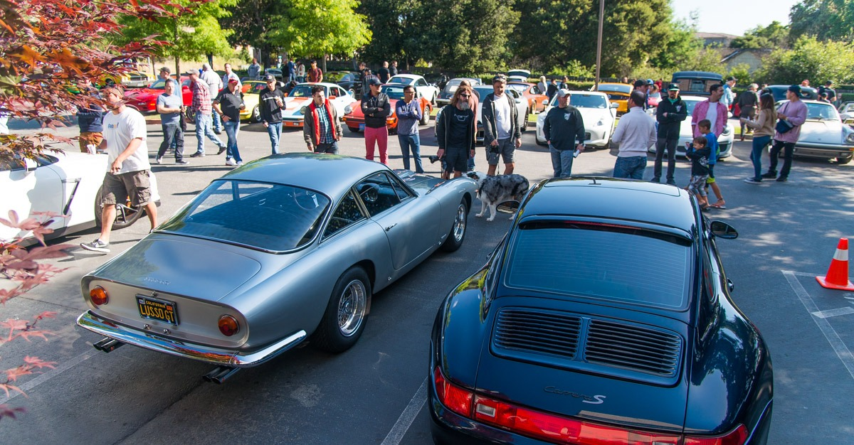 Canepa Cars and Coffee 04
