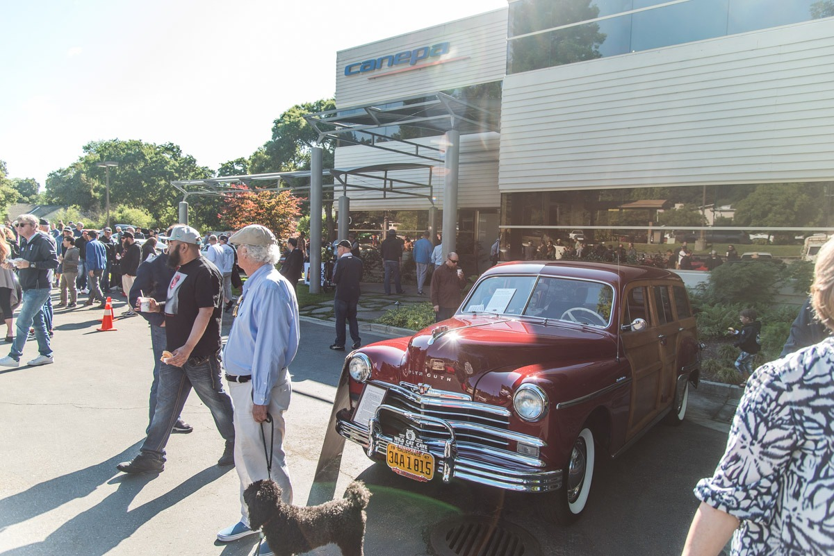 Canepa Cars and Coffee 07