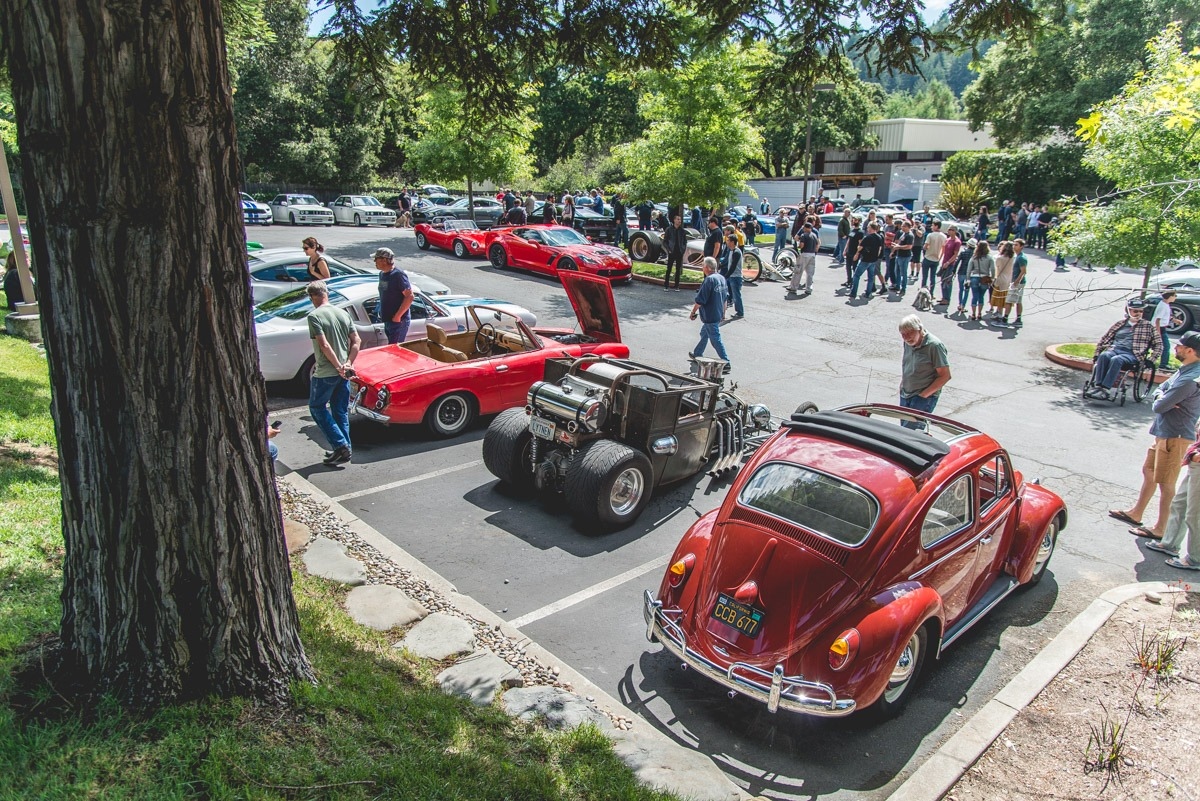 Canepa Cars and Coffee 08