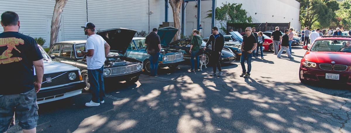 Canepa Cars and Coffee 13