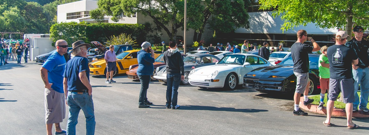 Canepa Cars and Coffee 17