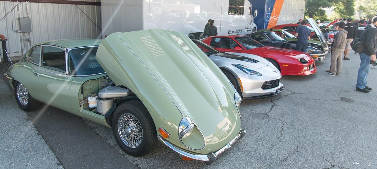 Canepa Cars and Coffee 20