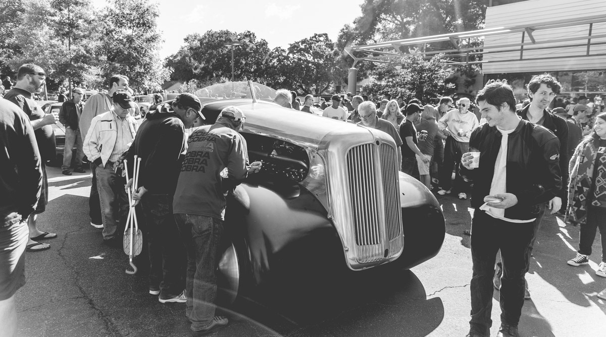 Canepa Cars and Coffee 27