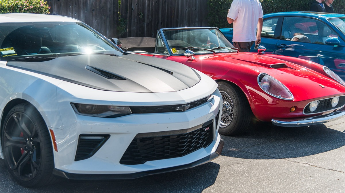 Canepa Cars and Coffee 42