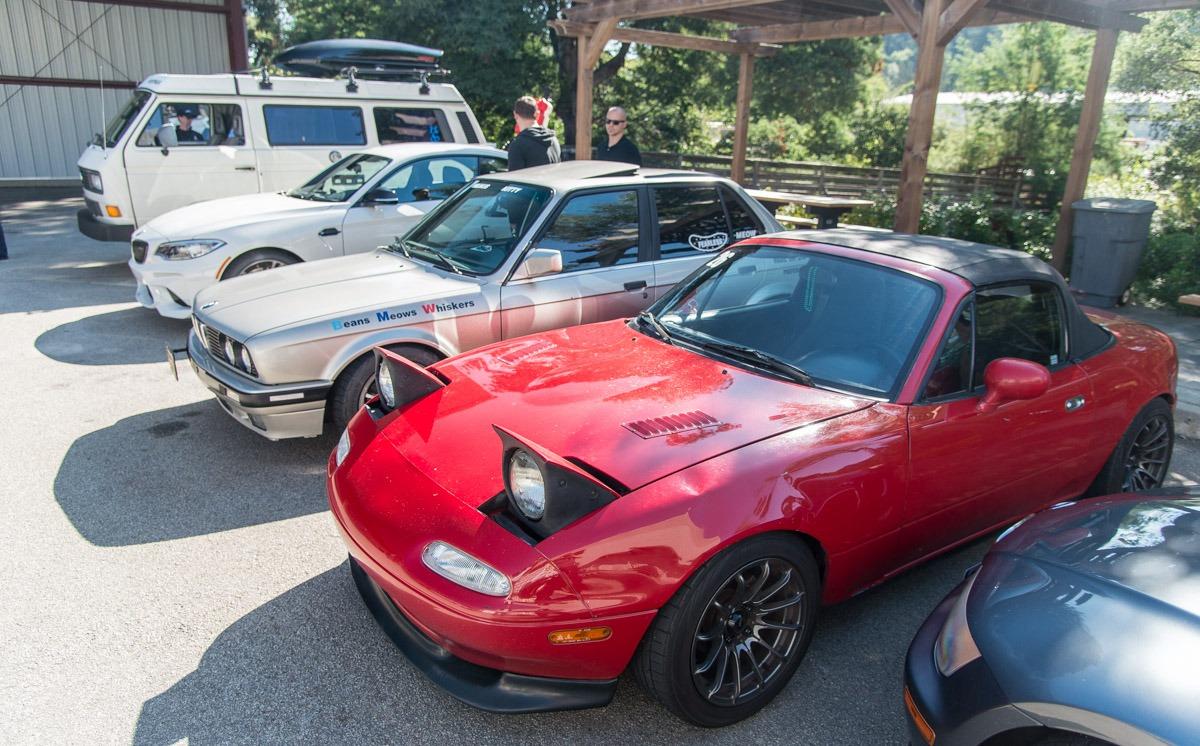 Canepa Cars and Coffee 45