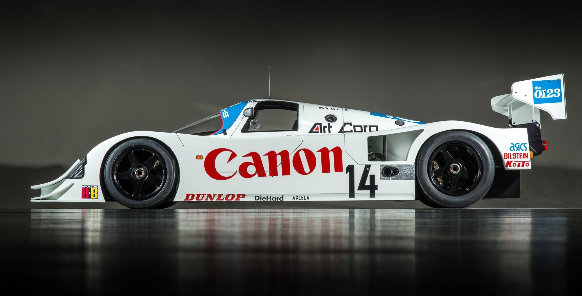 Bmw M1 For Sale >> 1989 Porsche 962 | Canepa