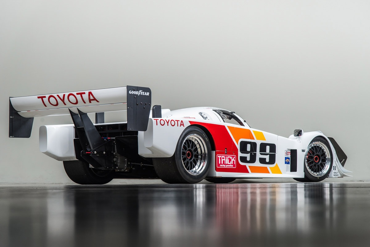 90 Toyota AAR Eagle HF89 82