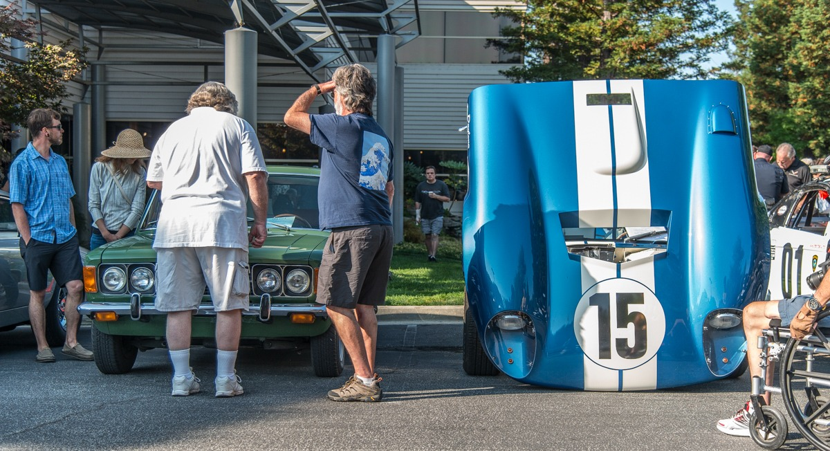 Canepa Cars and Coffee 02