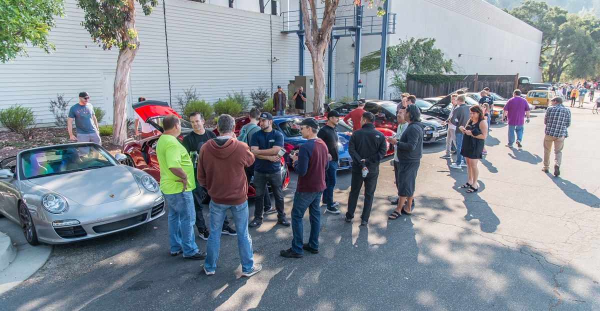 Canepa Cars and Coffee 11