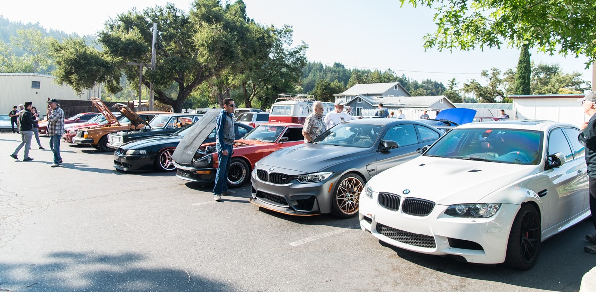 Canepa Cars and Coffee 12