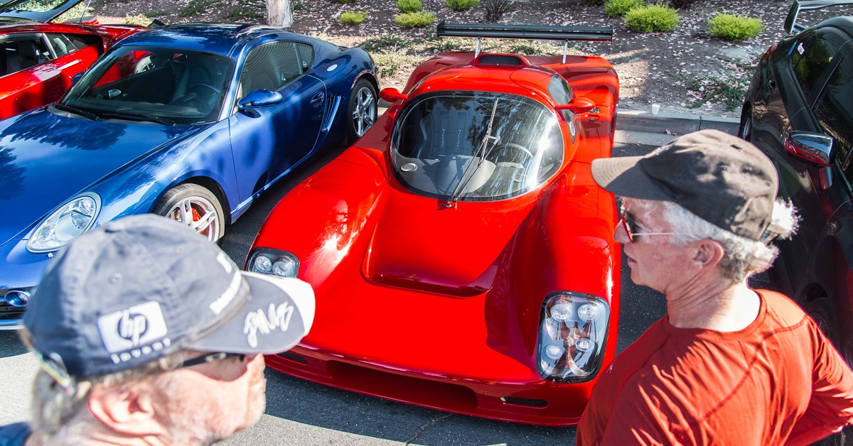 Canepa Cars and Coffee 13