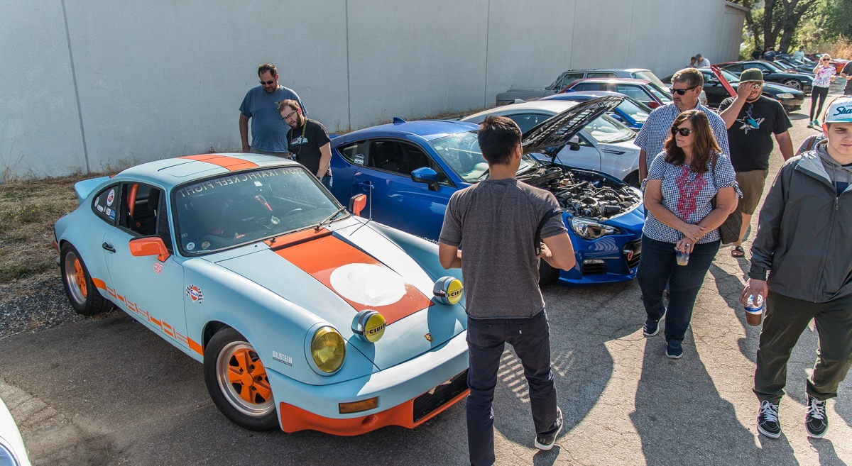 Canepa Cars and Coffee 15