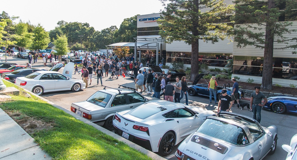 Canepa Cars and Coffee 23