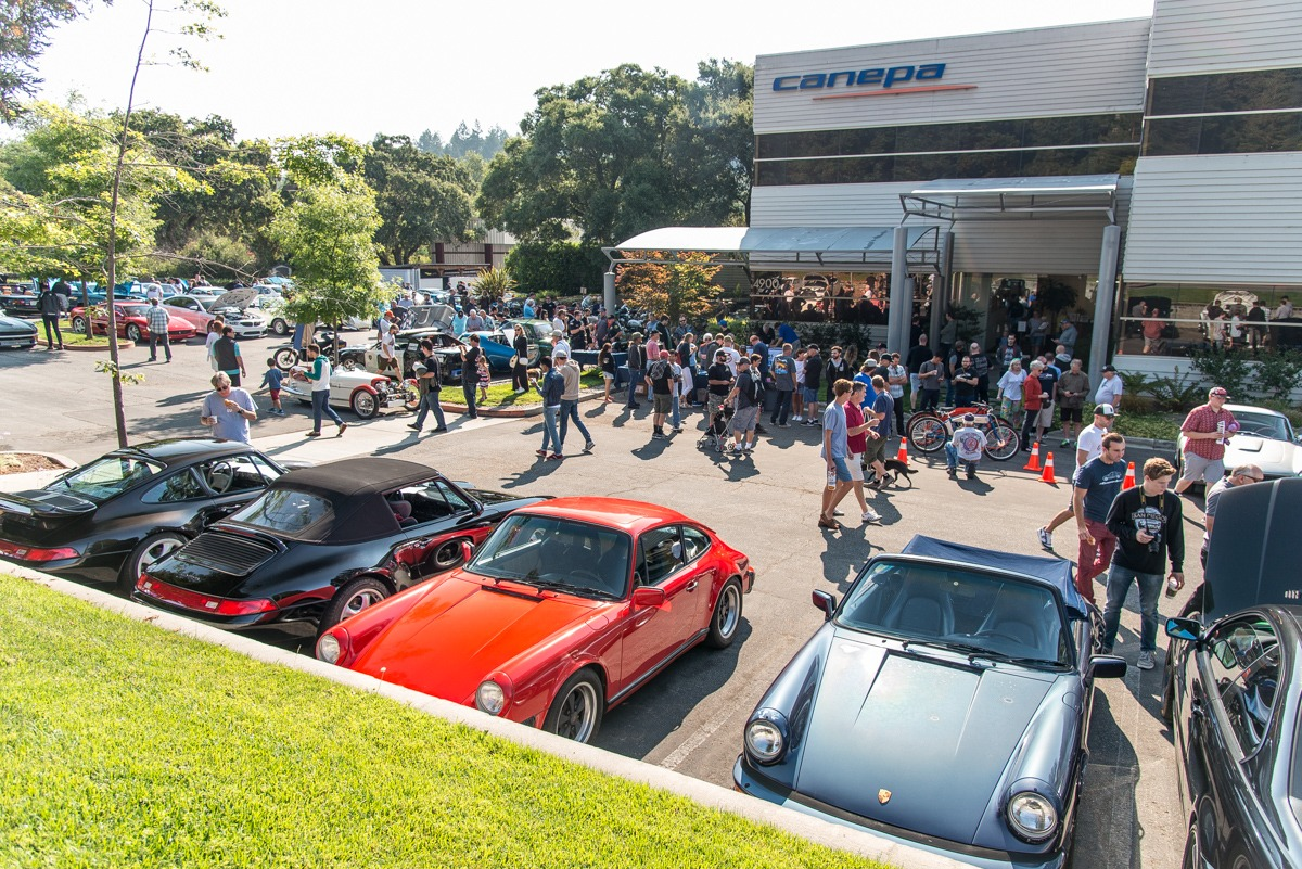 Canepa Cars and Coffee 25