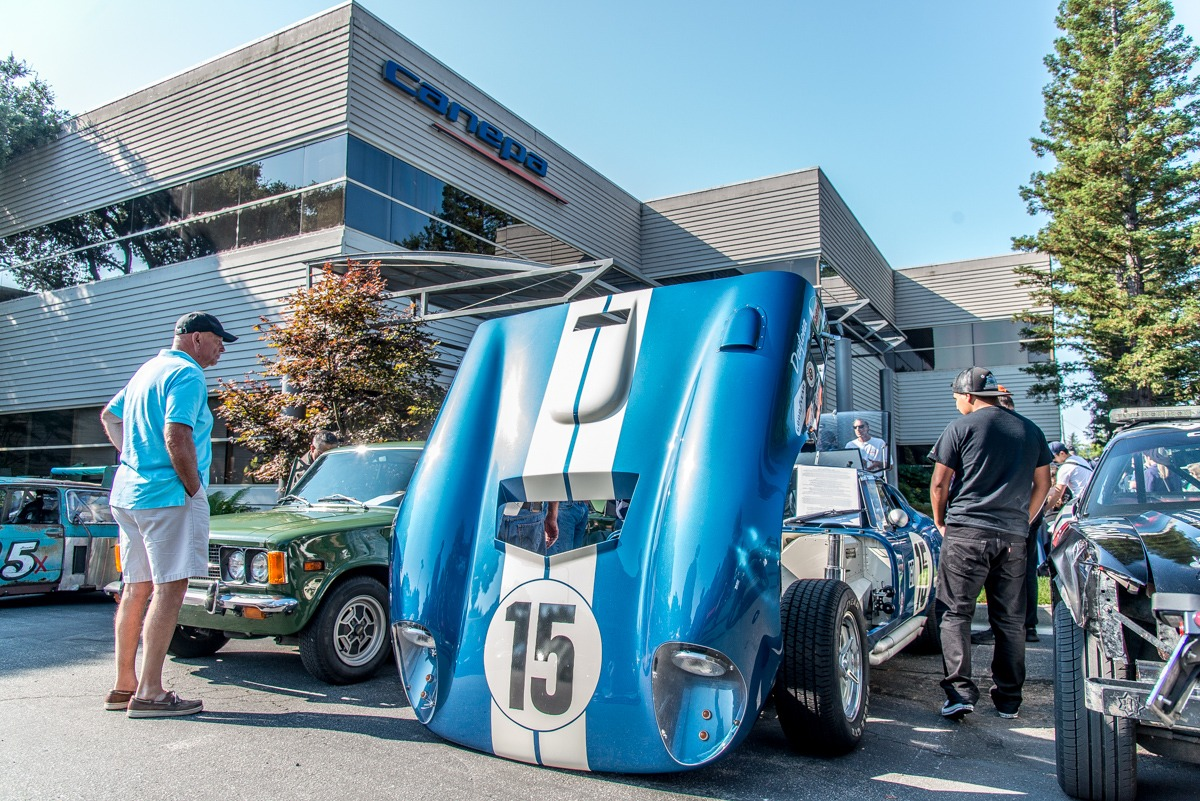 Canepa Cars and Coffee 28