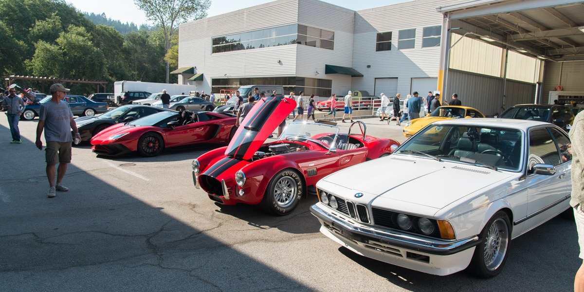 Canepa Cars and Coffee 36