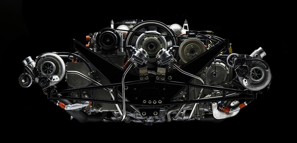 959 Engine Shot
