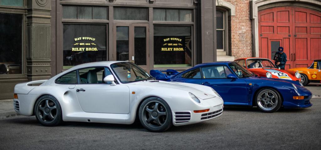 Porsche 959SC Luftgekuhlt