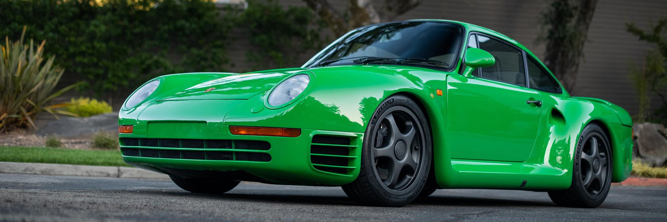 Porsche 959SC Green 007